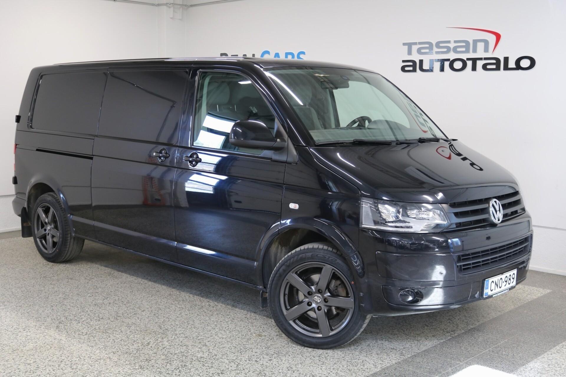 VOLKSWAGEN TRANSPORTER umpipakettiauto 2, 0 TDI 103 kW DSG BlueMotionTechnology