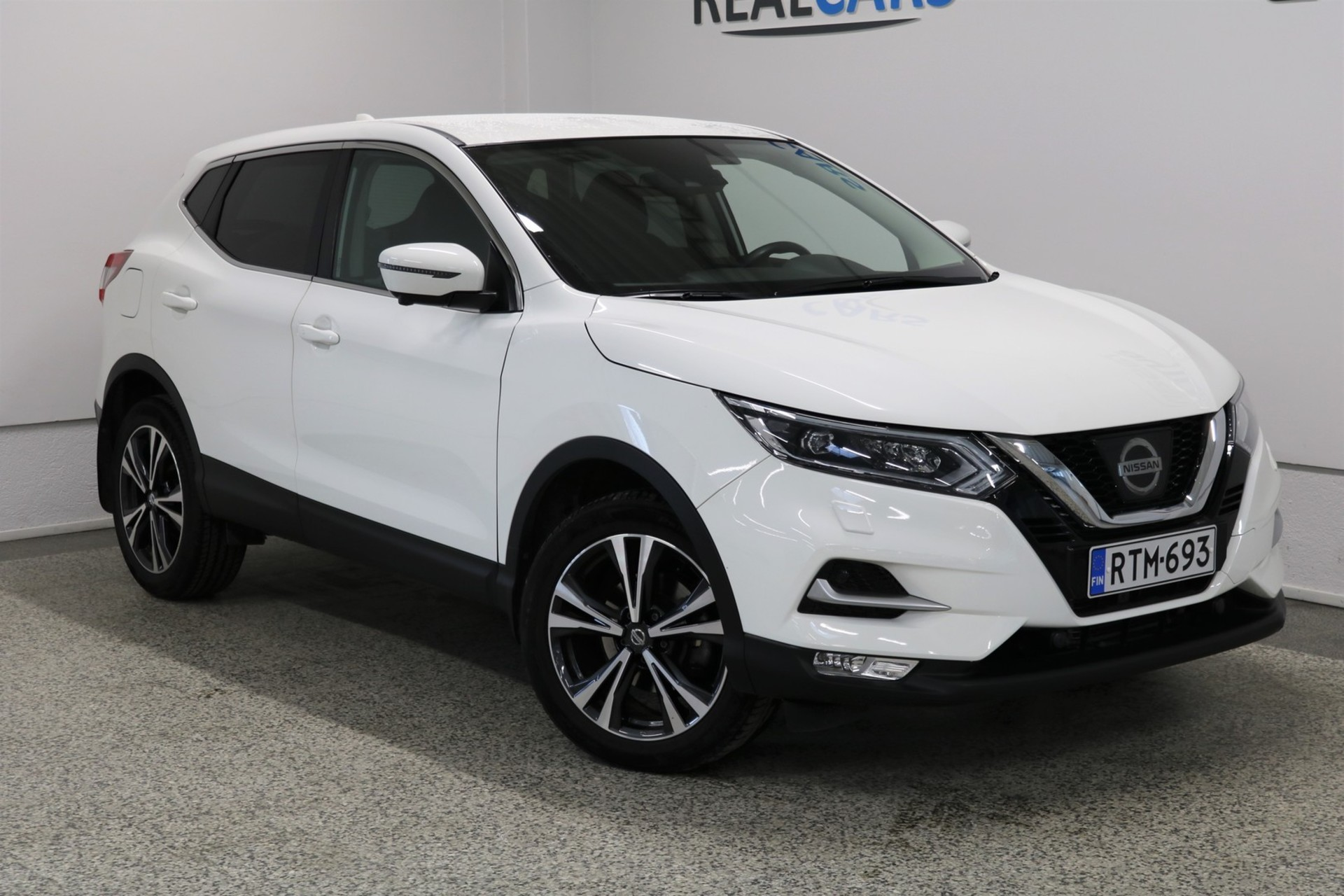 NISSAN QASHQAI dCi 130 N-Connecta 2WD Xtronic LED