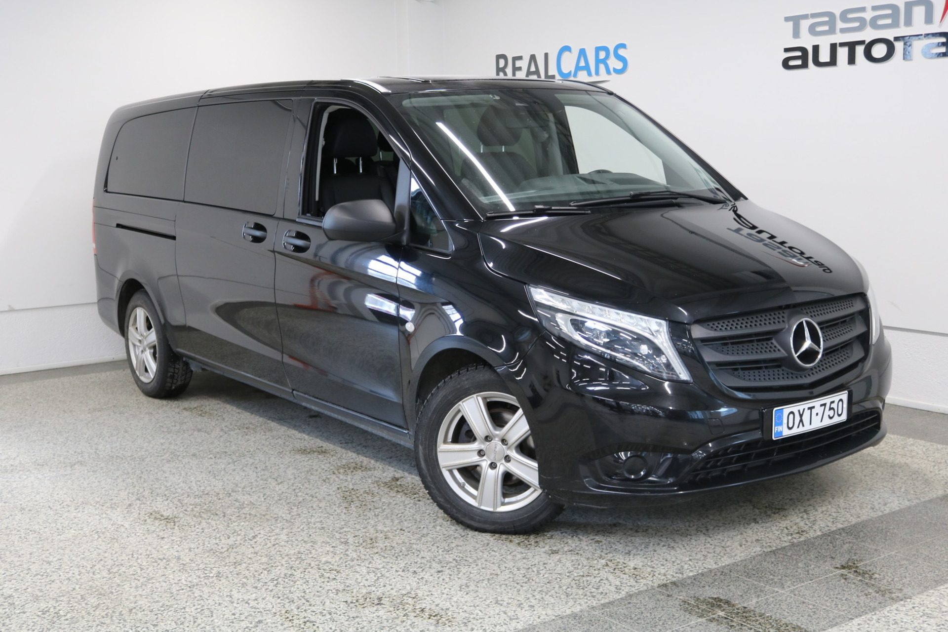 MERCEDES-BENZ VITO 114CDI KB pitkä A3 A Business 9h,  Alv