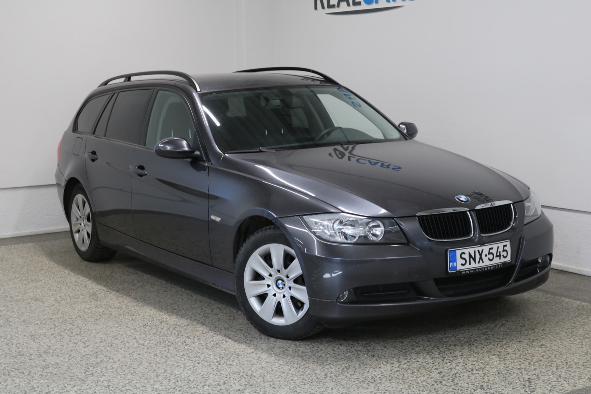 BMW 318 E91 Touring