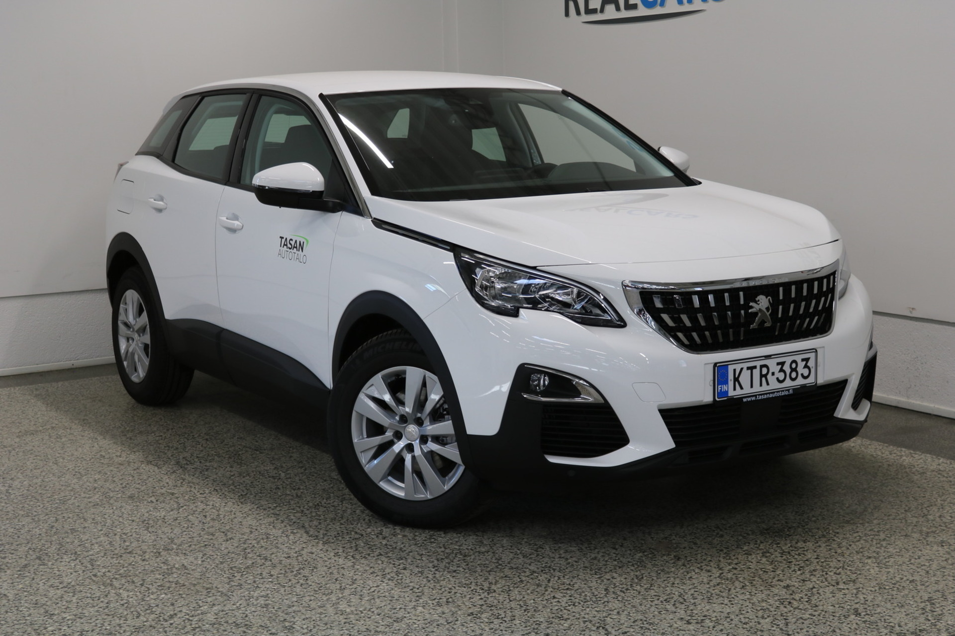 PEUGEOT 3008 Motion Active PureTech 130 EAT8-automaatti