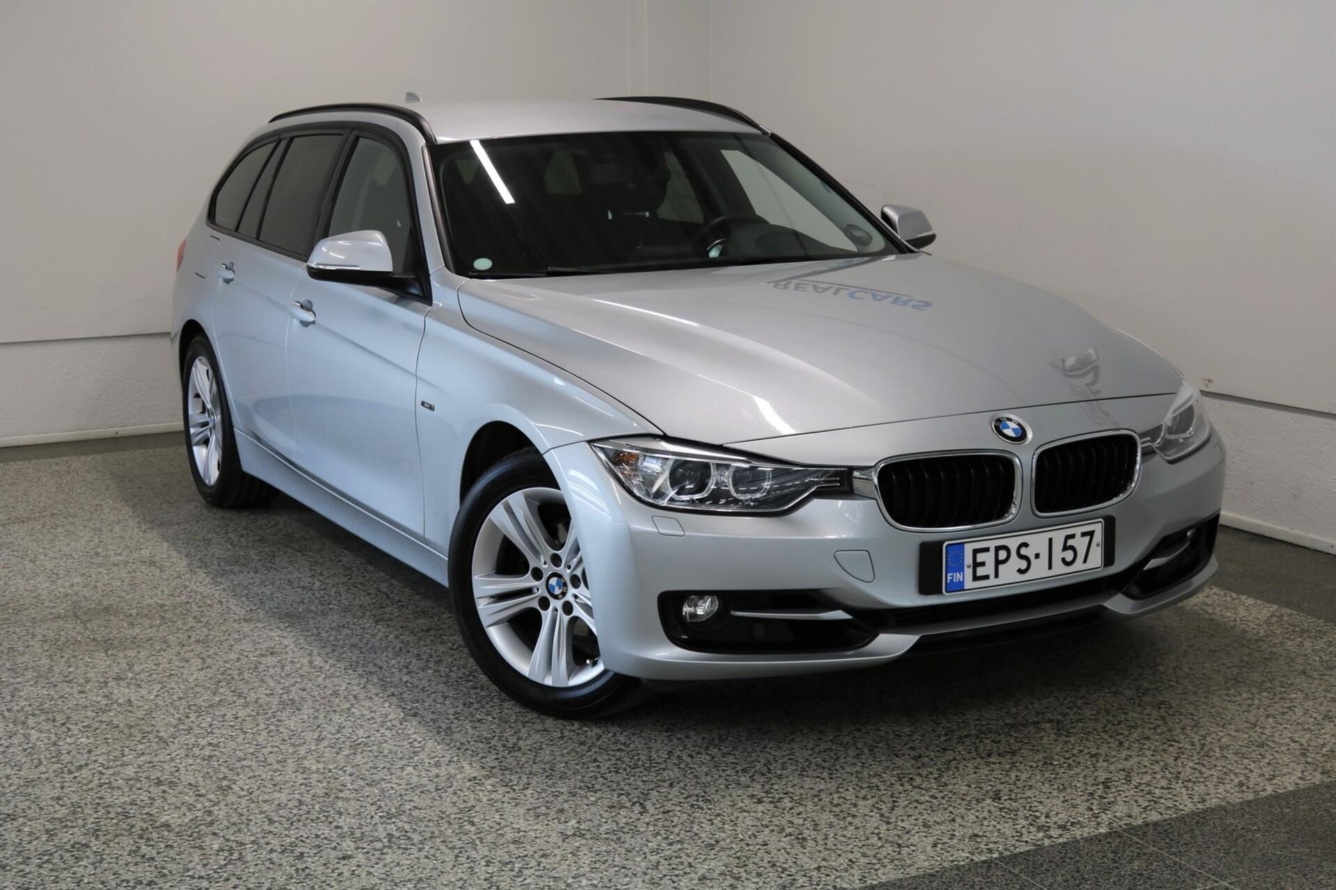 BMW 320 F31 Touring 320i TwinPower Turbo A xDrive Limited xDrive Edition / Urheiluistuimet / Kamera / Xenon / Sähköinen takaluukku