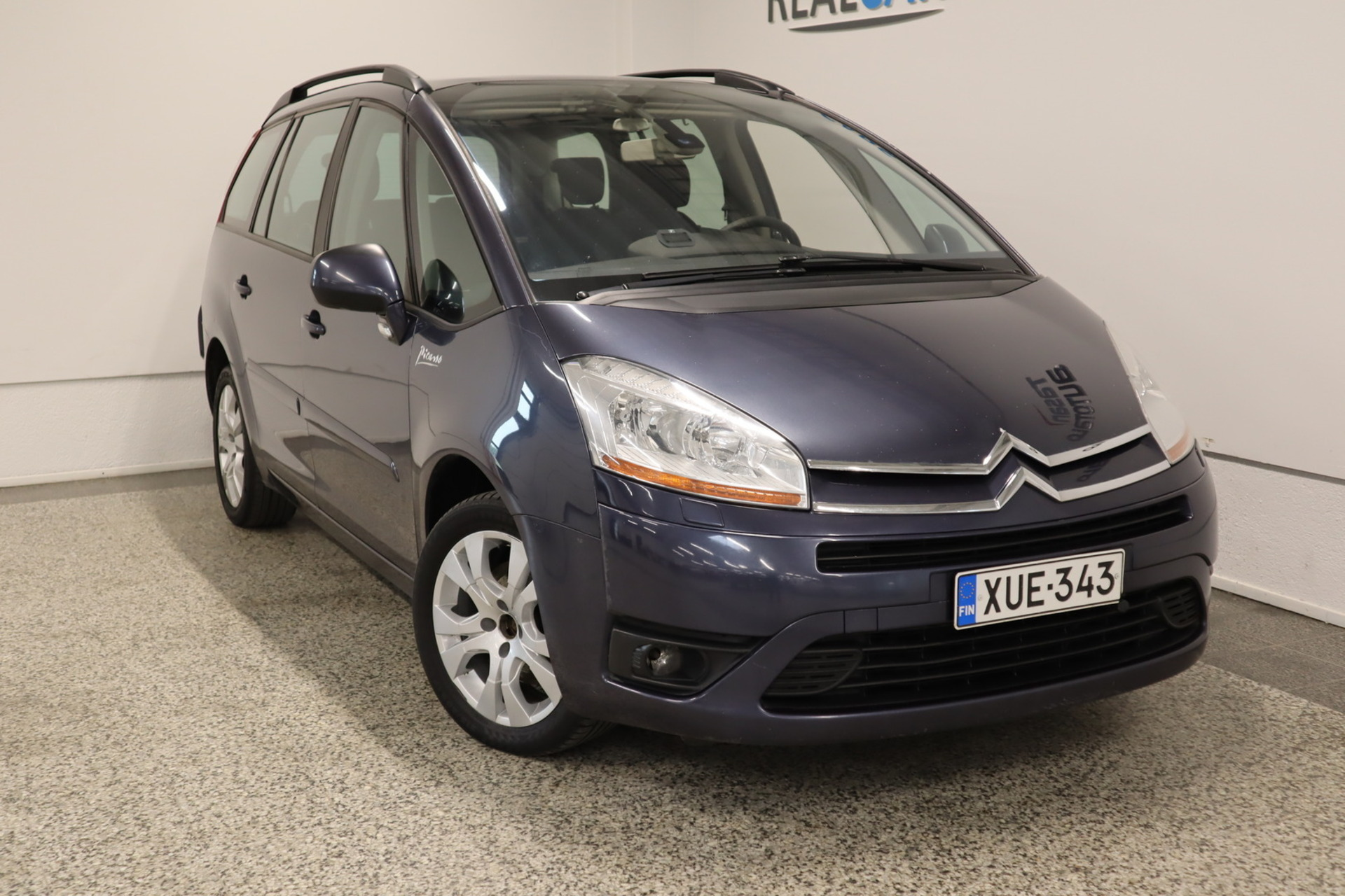 CITROEN GRAND C4 PICASSO HDi 136 Dynamique Business BMP / 7-Paikkainen / Panorama
