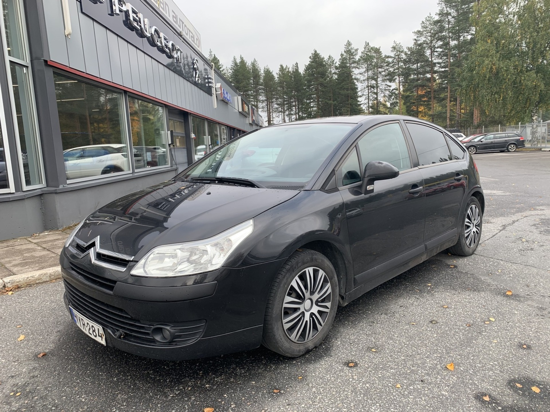 CITROEN C4 HDi 110 Design Berline