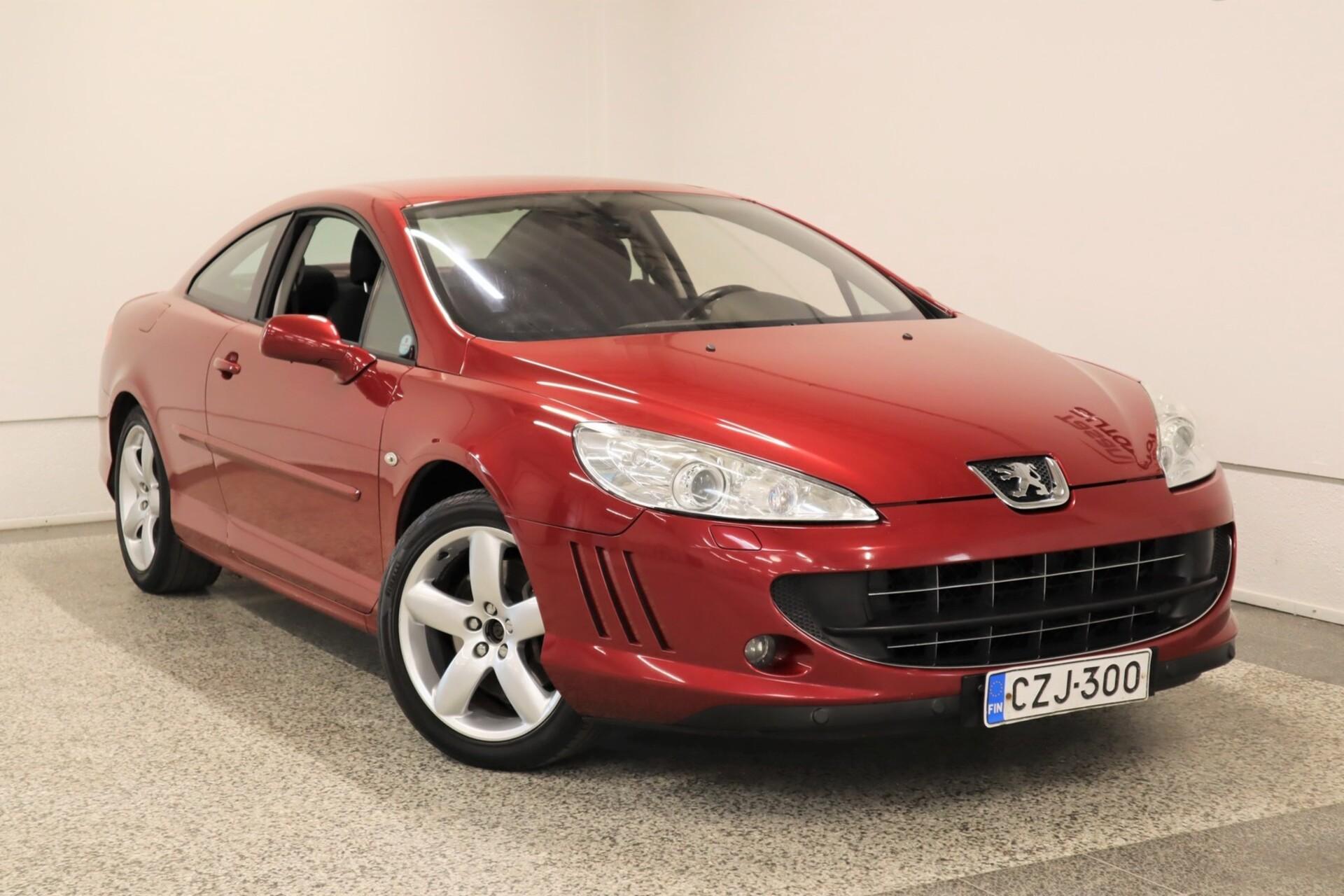 PEUGEOT 407 Coupe 3, 0 V6